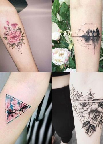 Geometria, jest tak naprawdę wszędzie. No bo gdzie nie da się jej zauważyć? Spójrz choćby na krajobraz natury. Przecież wszędzie tam pełno zależności i regularności. Na przykład taka szyszka, znaleziona na spacerze w lesie. Albo płatki śniegu. Przecież tutaj nic nie jest przypadkowe. To totalna geometria. Tatuaże geometryczne mają swoje szczególne znaczenie. Tatuaże geometryczne – co mogą oznaczać Są osoby, które decydują się na taki tatuaż tylko i wyłącznie dlatego, że naprawdę fajne się prezentuje i zdecydowanie przyciąga wzrok. Ale geometria, może być powiązana także z przeróżnymi wierzeniami i religiami. Taki tatuaż projektuje się wykorzystując geometryczne figury takie jak koło, trójkąt czy kwadrat. Warto zapoznać się z ich znaczeniem, bo co jeśli dany wzór się Tobie spodoba i tylko dlatego zrobisz sobie taki tatuaż a później okaże się, że oznacza coś przykrego? Jednym z takich popularnych, geometrycznych tatuaży jest kwiat życia. Chociaż często pojawiają się również mandale, oraz znak yin yang.